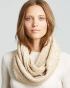 Kate Spade All-Over Sequin Infinity Scarf - Lyst
