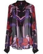 Gucci Blouse - Lyst