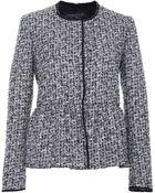 Giambattista Valli Tweed Lurex Jacket - Lyst
