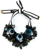 Marni Chunky Beaded Necklace - Lyst