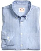 Brooks Brothers Multistripe Sport Shirt - Lyst