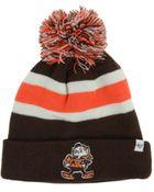 47 Brand Cleveland Browns Breakaway Knit Hat - Lyst