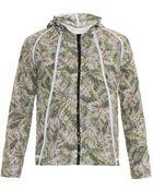 Christopher Raeburn Floral-Print Lightweight Jacket - Lyst