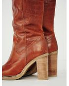 Free People Novak Over The Knee Boot - Lyst