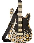 Betsey Johnson Tune in Guitar Crossbody - Lyst