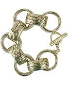 Vaubel Chunky Link Bracelet - Lyst