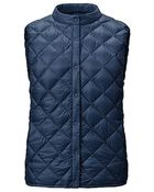 Uniqlo Women Ultra Light Down Compact Quilted Vest - Lyst
