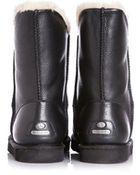 Koolaburra Double Halo Short Classic Sheepskin Boot - Lyst