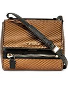 Givenchy Pandora Box Mini Cross Body Bag - Lyst
