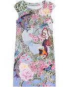 Mary Katrantzou Bayly Printed Dress - Lyst