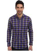 Robert Graham X Tailored Fit Javitz L/S Woven Sport Shirt - Lyst