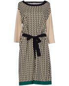 Hoss Intropia Kneelength Dress - Lyst