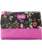Kenneth Cole Reaction Floral Three Compartment Cosmetic Bag - Lyst