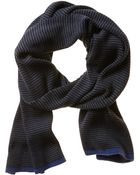 Banana Republic Striped Scarf - Lyst