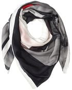 Givenchy Printed Modal Cashmere Scarf - Lyst