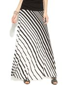 Inc International Concepts Striped Maxi Skirt - Lyst