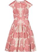 Temperley London Tula Jacquard Dress - Lyst