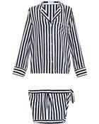 Equipment Lillian Silk Pyjama Set - Lyst
