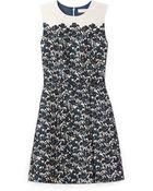 Tory Burch Rayna Dress - Lyst