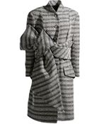 John Galliano Coat - Lyst