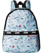 LeSportsac Basic Backpack - Lyst