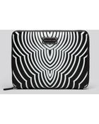 Marc By Marc Jacobs Ipad Case Techno Radio Wave - Lyst