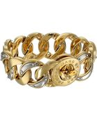 Marc By Marc Jacobs Mixed Up Link Bracelet - Lyst