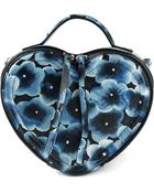 Marc By Marc Jacobs 'Heart To Heart Aki Floral' Shoulder Bag - Lyst