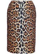 Dior Vintage Pencil Skirt - Lyst