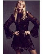 Free People Womens Limited Edition Jessie'S Dress - Lyst