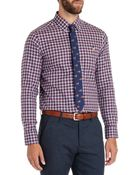 Ted Baker Check Shirt - Lyst