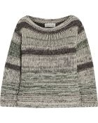 Etoile Isabel Marant Pit Striped Cotton-Blend Sweater - Lyst