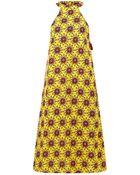 House of Holland Flower Power Dress - Lyst