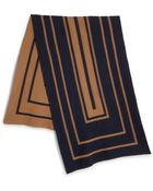 Vince Felted Jacquard Scarf - Lyst