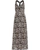 A.L.C. Patti Printed Maxi Dress - Lyst