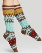 Free People Socks - Cozy Nepali - Lyst