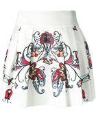 Dondup A-Line Skirt - Lyst