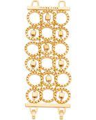 Trina Turk Vintage Ring Drama Bracelet - Lyst