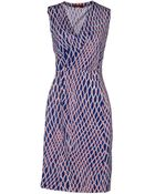 Missoni Kneelength Dress - Lyst