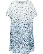 Tory Burch Odila Silk Dress - Lyst