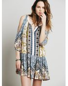 Free People Portobello Road Dress - Lyst