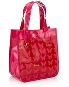 Harrods Small Butterfly Shopper Bag - Lyst