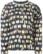 Marni Printed Top - Lyst