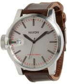 Nixon The Chronicle - Lyst