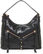 Botkier Trigger Leather Hobo Bag - Lyst