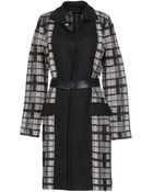 Strenesse Gabriele Strehle Coat - Lyst