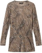 Isabel Marant Lurex Dress Top - Lyst