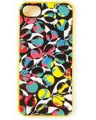 Marc By Marc Jacobs Geometric Print Iphone Case - Lyst
