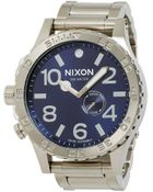 Nixon The 51-30 - The Blue Sunray Collection - Lyst