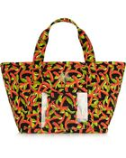 Charlotte Olympia Ami Printed Canvas Tote - Lyst